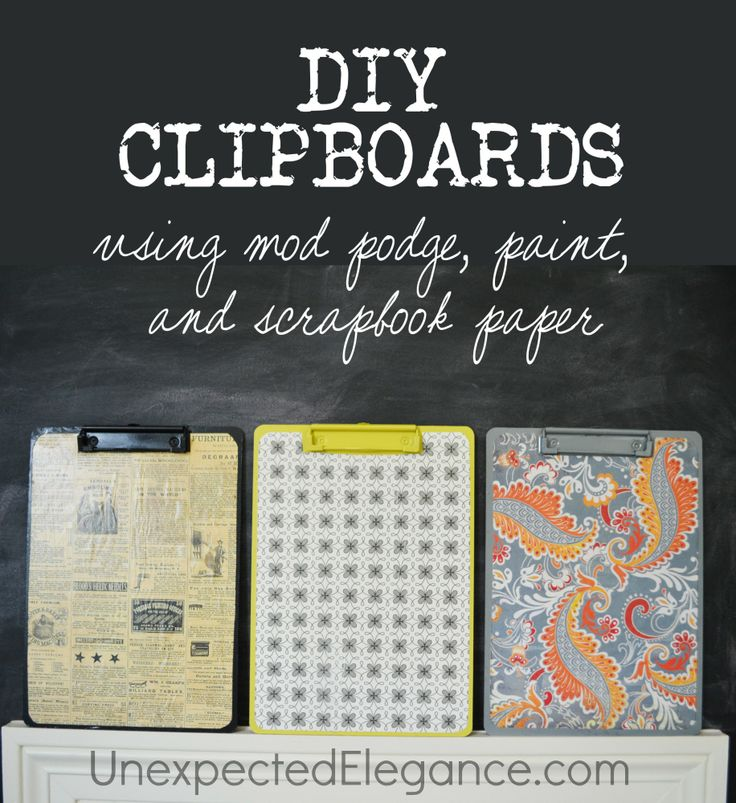 Find out how to make these super easy clipboards and get a FREE Bible verse printable!