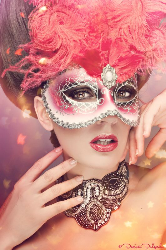 .♥ ✿⊱╮♥... Mask...♥ ✿⊱╮♥