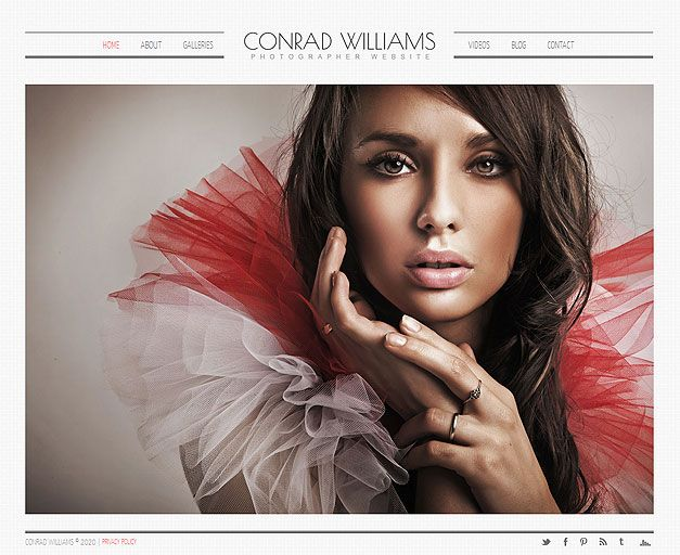 PHOTOGRAPHY HTML RESPONSIVE THEME