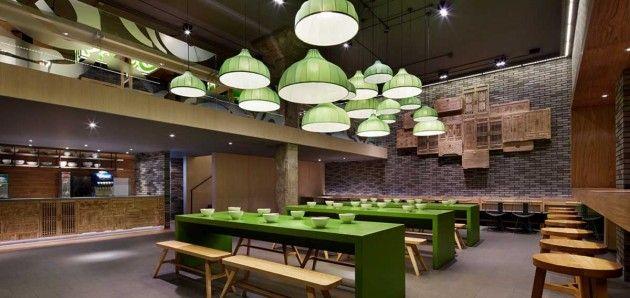 Mr Lee Noodle House by Golucci International Design - http://www.interiordesign2014.com/architecture/mr-lee-noodle-house-by-golucci-international-design/