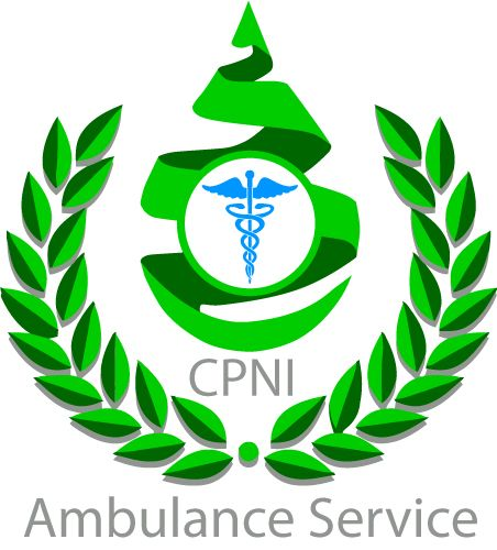 CPNI Ambulance Service Logo