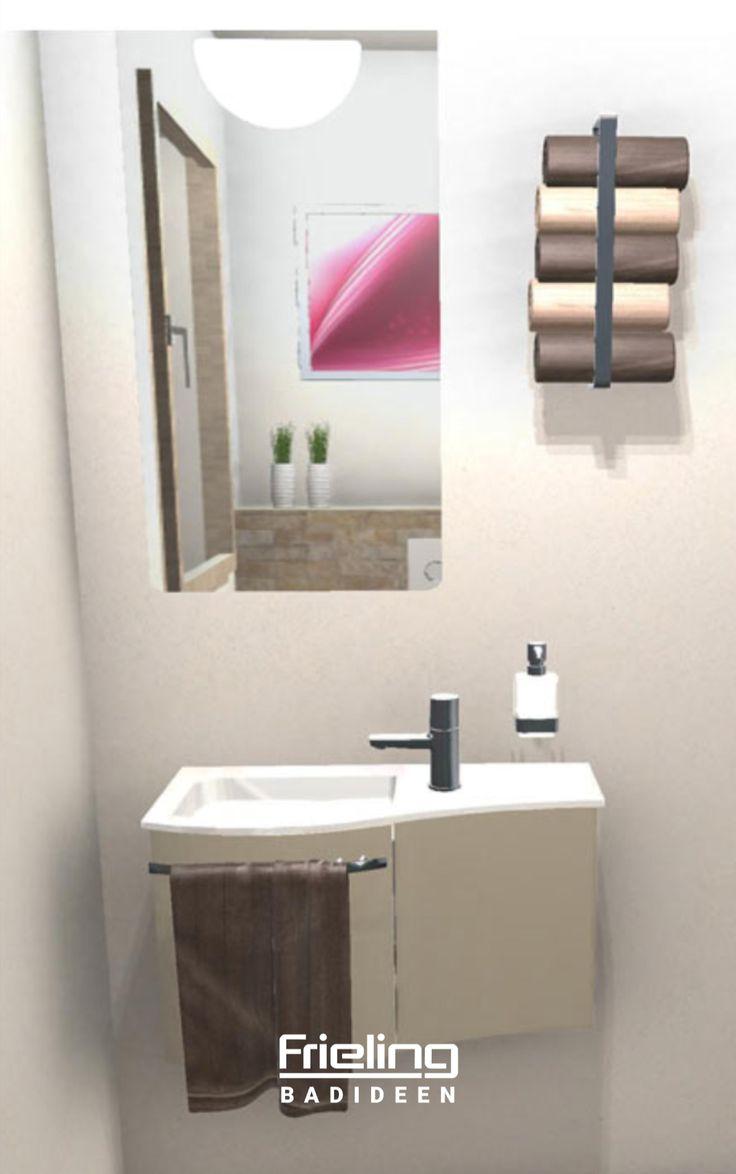 Das Platzsparende Gaste Wc Ansicht Waschbecken Waschbecken Gaste Wc Gaste Wc Kleines Waschbecken