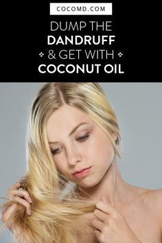 Coconut Oil Hair Treatment DIY | Do you suffer from an itchy, dry and dandruff ridden scalp? Learn more about dandruff and natural treatment options. Coconut oil uses for hair dandruff are simple, effective, and non-toxic. COCOCLEAR explores natural dandruff treatments at http://blog.cococlear.co/dandruff-coconut-oil-treatment/
