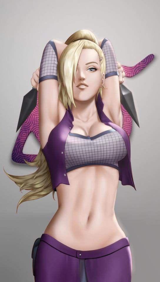 Ino Yamanaka Sexy Fanart ❤️❤️❤️ #EcchiSpam