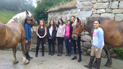 Nos cavalières