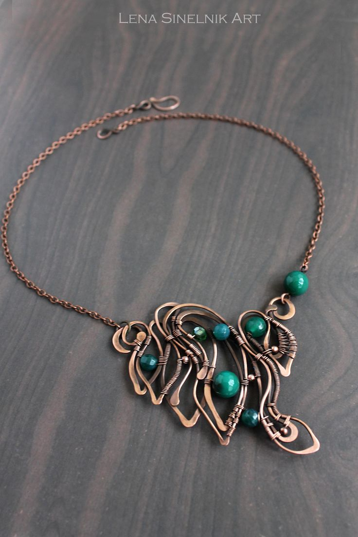 7729 best Wire Wrapping images on Pinterest | Wire jewelry, Wire ...