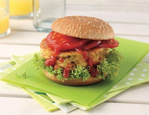Gemüse-Burger Rezept