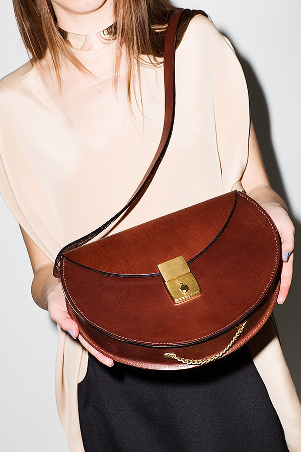 MNZ LOCK BAG: Aw15 Bags, Mnz Lock, Disney, Leather Bags, Interesting Bags