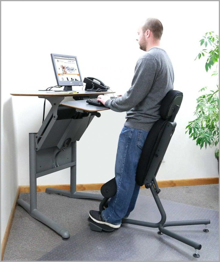 Chair superb leaning stool for standing desk elegant