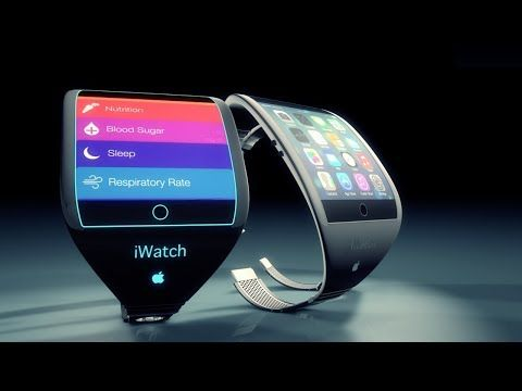 Introducing the iWatch 2014