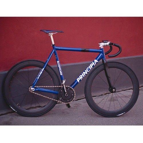 Fixed Gear Bike 1998 Custom Principia Track