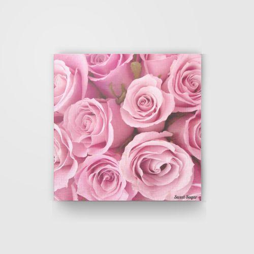 Pink Rose dari Tees.co.id oleh Sweet Sugar