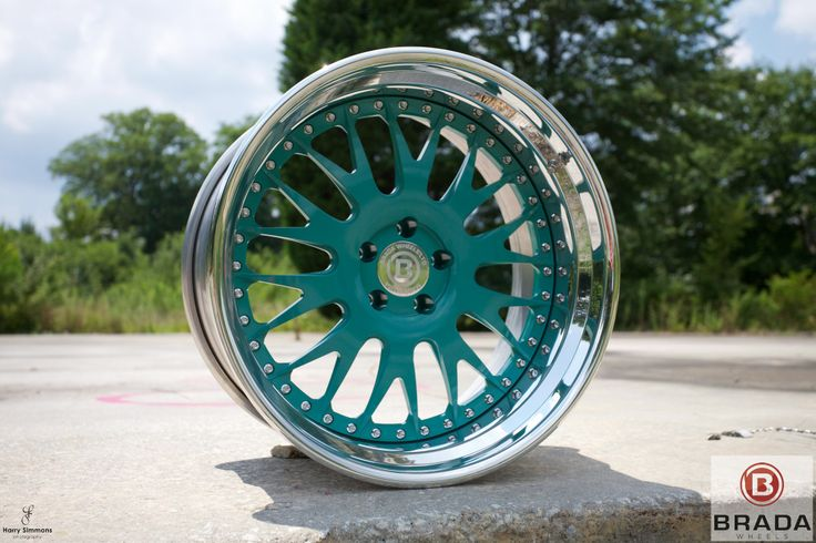 brada wheels br10 seafoam green tiffany blue depending on the light our wheels. Black Bedroom Furniture Sets. Home Design Ideas