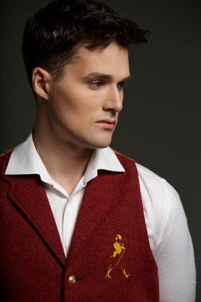 Johnnie Walker waistcoat