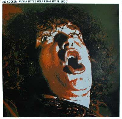 Disques 33 tours Pop-Rock fin des années soixante