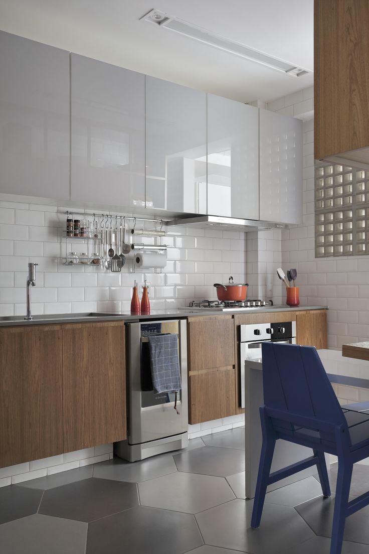 Apto Jovem. Interior Design KitchenSweet ... Part 98