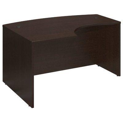 Bush Business Furniture Series C Elite Left Hand L-Shape Desk Shell