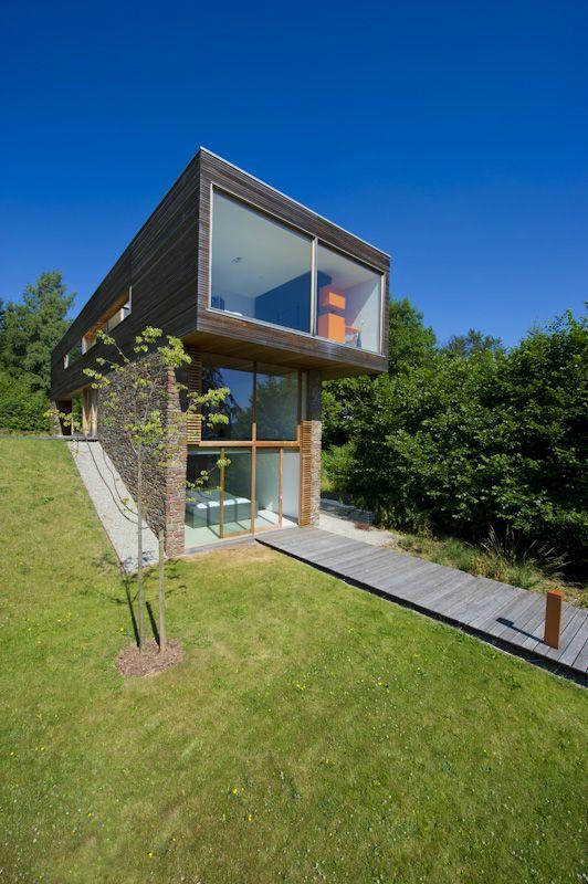 naturhome les maisons en bois naturellement. Black Bedroom Furniture Sets. Home Design Ideas