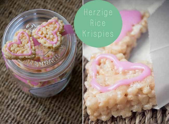 Lililotta The Blog: FOOD/Herzige Rice Krispies