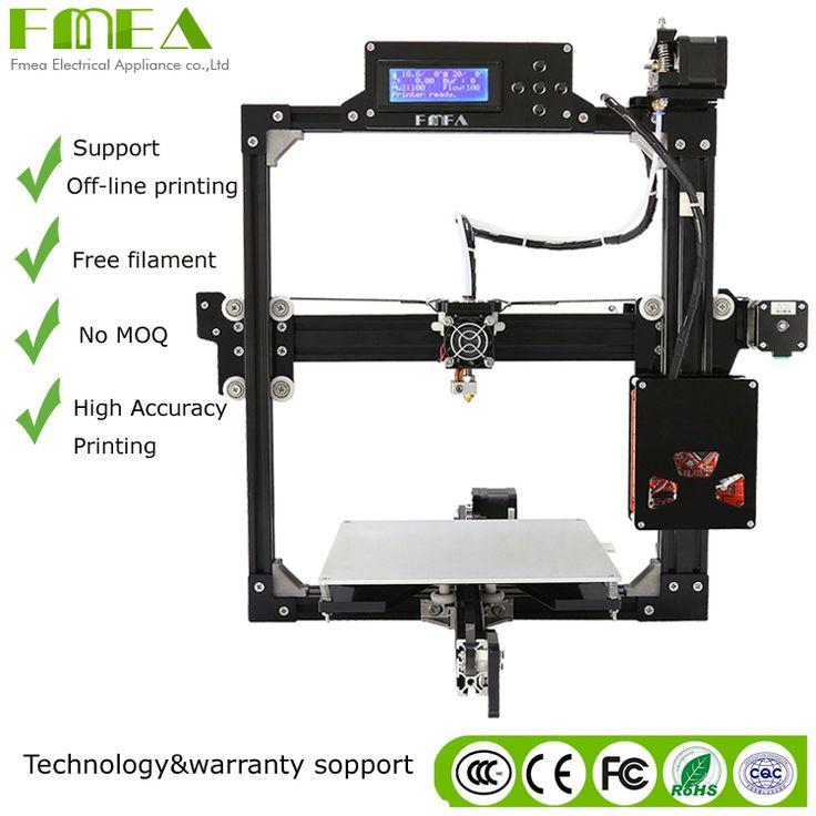 Good Price super LCD Scree metal 3d printer 3d