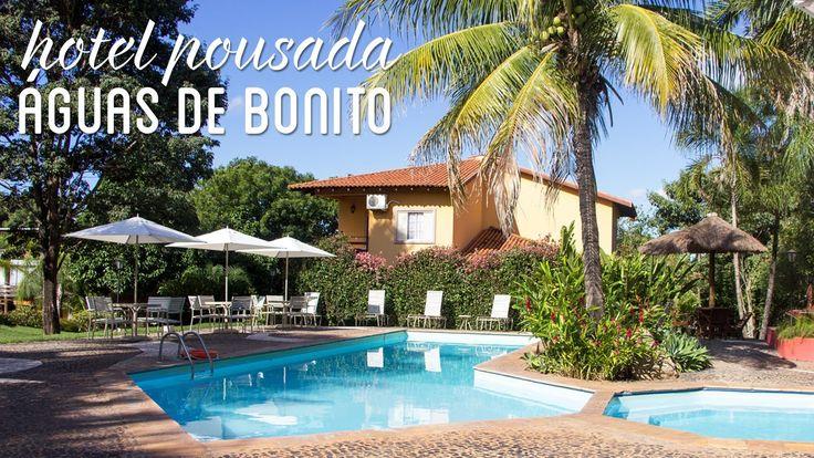 Confira nosso vídeo novo com o review do Hotel Pousada Águas de Bonito / MS.  https://www.youtube.com/watch?v=KDFeoKgpYns