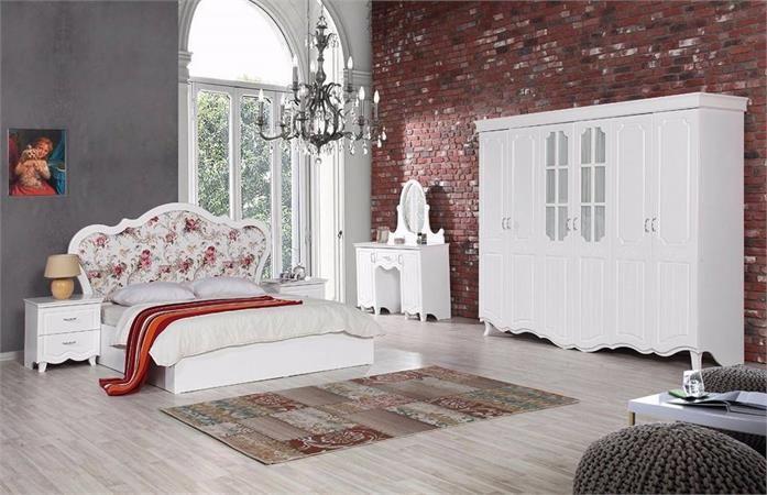Rüya Country Yatak Odası  country mobilya yatak odası takımları, ev dekorasyonu, ev dizaynı, çeyiz #yatakodası #mobilya #furniture #home #homedesign