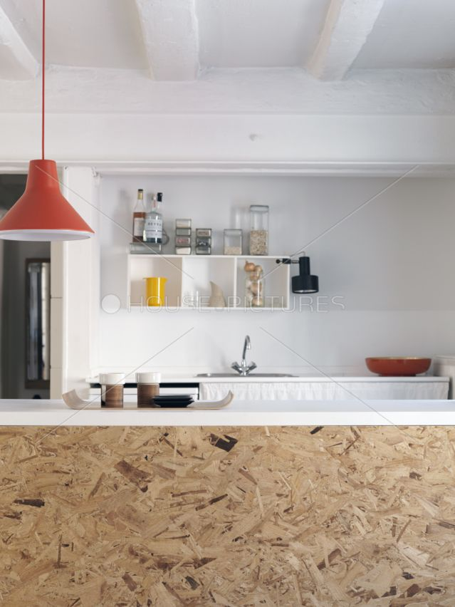 House of Pictures  kitchen chipboard