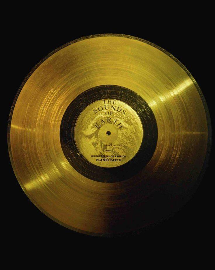 """40 Jahre """"Voyager Golden Record"""": Rock'n'Roll für Aliens"""