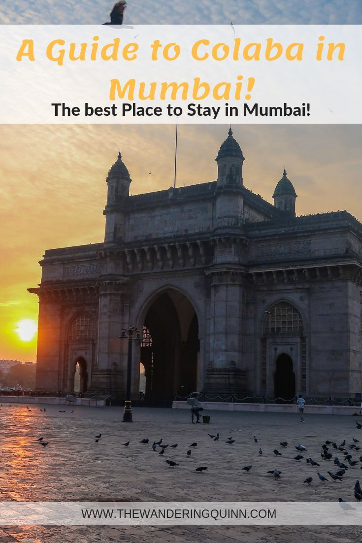 A Full Guide to Colaba - The Best Area to Stay in Mumbai!   Asia travel,  Places to see, Travel