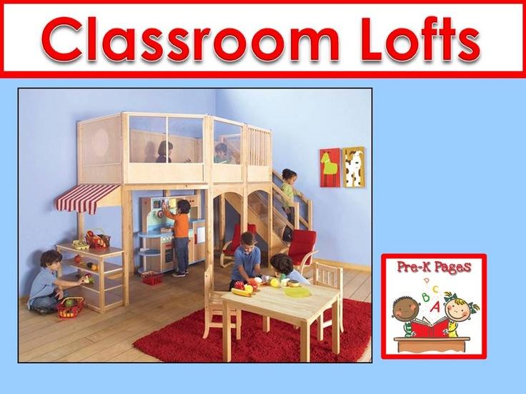Classroom Loft Ideas : Best classroom lofts images on pinterest child room