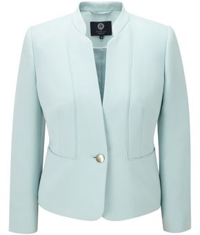Petite Cropped Pastel Jacket | Was £119 Now £29.90 | CC