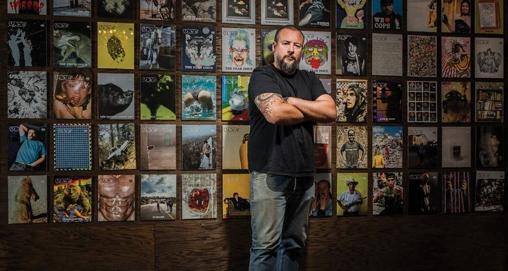 How Shane Smith Built Vice Into a $2.5 Billion Empire | Adweek
