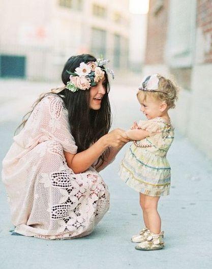 Mother-daughter boheme