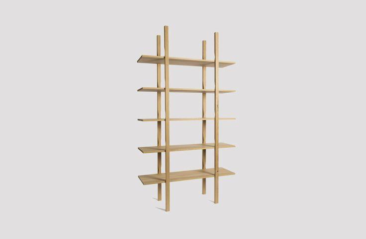 The Wooden Shelf fra Hay