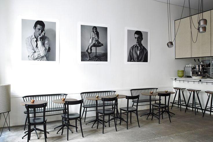El #Restaurante La Vaquería Montañesa - AD España, © Pablo Zamora www.revistaad.es