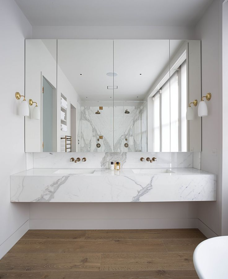 Best 25 Carrara marble ideas on Pinterest Carrara  : 0268fec57bdaeb7e23f532c65d83185e marble bathrooms white bathrooms from www.pinterest.com size 736 x 898 jpeg 53kB