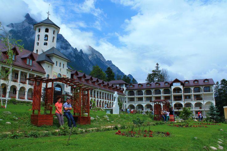Manastirea Caraiman,Busteni,Romania