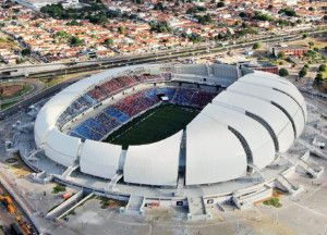Kemewahan 12 Stadion Untuk Ajang Piala Dunia Brasil 2014