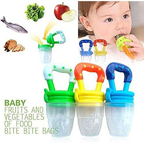 Baby Food Feeder Silicone Tool