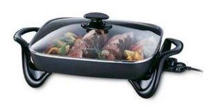 Presto Electric Skillet, discounted opprotunity