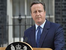 David Cameron - UK Prime Minister May 2010 to July 2016. Visit www.ideaas.eu as well.