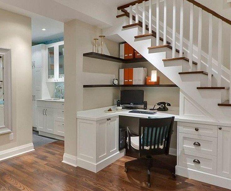 M s de 25 ideas incre bles sobre espacio bajo escalera en - Muebles en escalera ...
