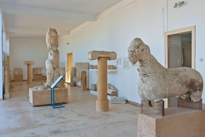 Paros archeological meuseum