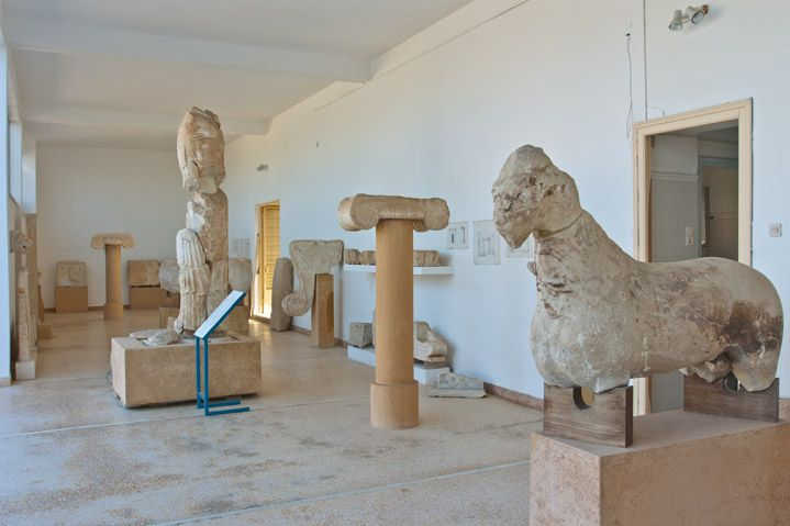 Paros archeological meuseum