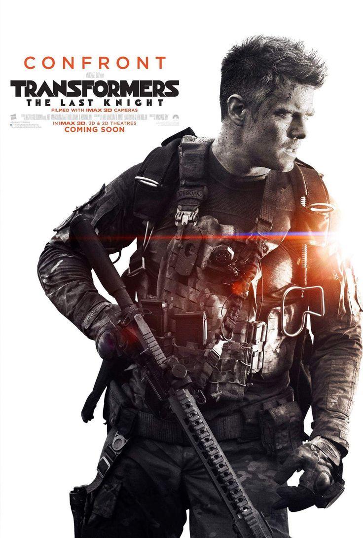 Josh Duhamel #Transformers The Last Knight #Poster
