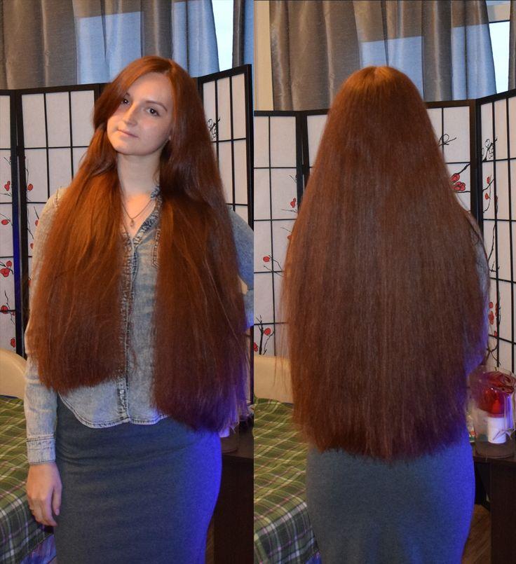 Мои волосики Longhair Чумакова Любовь Long Hair Passion