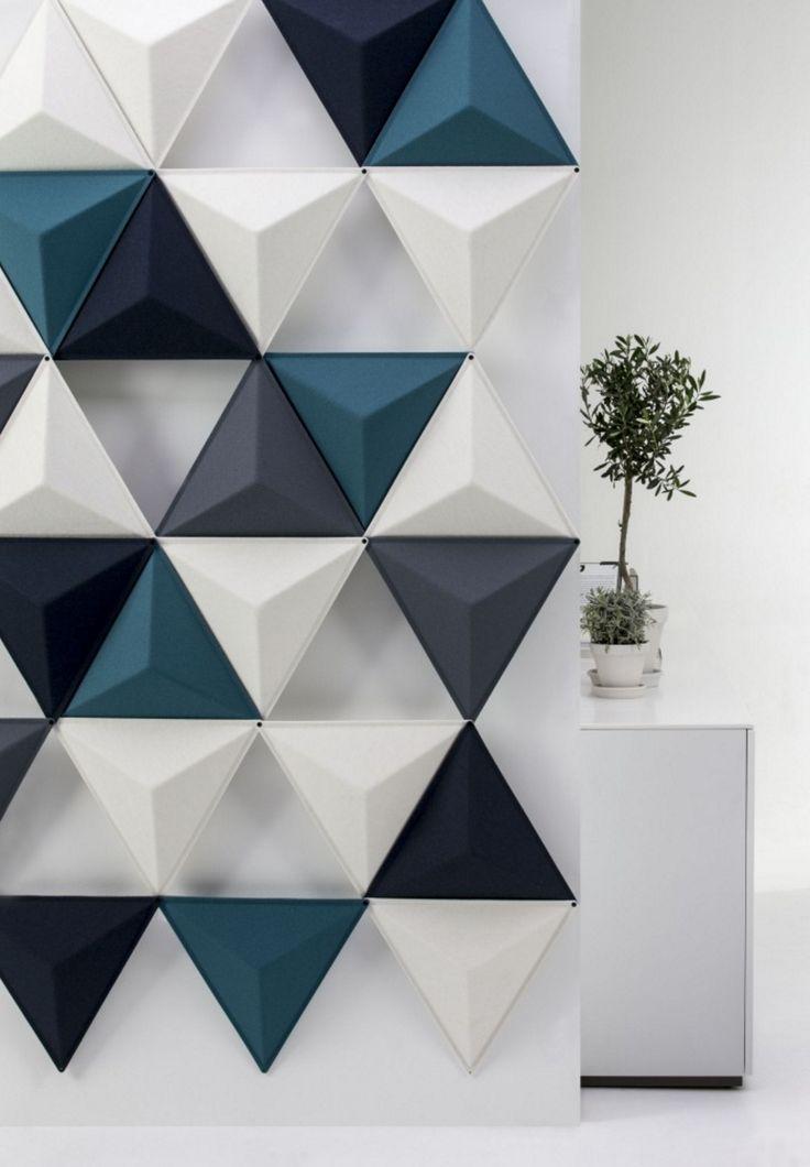 25 best céramique images on Pinterest Acoustic panels, Acoustic