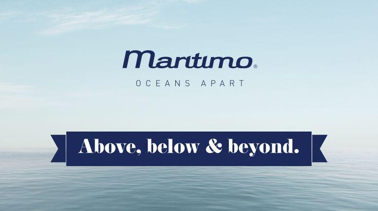 Maritimo...Ocean Apart  Above, Below & Beyond