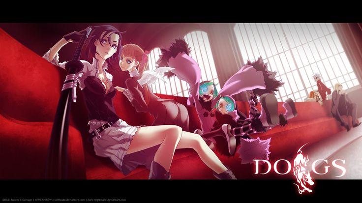 Anime Wallpaper 1366x768