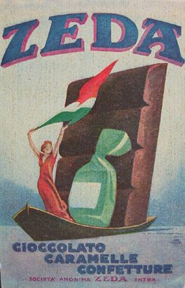 Marcello Dudovich, Zeda, 1932